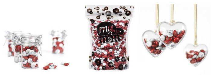 myM&Ms Sale bei vente privee   z.B. 3kg Beutel mit personalisierten M&Ms ab 99€ (statt 158€)