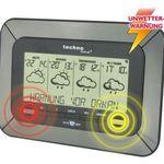 TechnoLine WD 4920 WetterDirekt Station mit Unwetterwarnung für 49,99€ (statt 79€)
