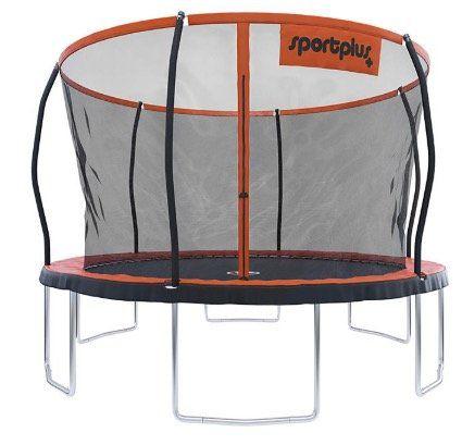 Sportplus SP T 366   366cm Gartentrampolin mit Sicherheitsnetz für 199,99€ (statt 250€)