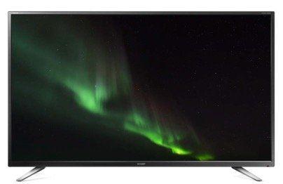 Sharp LC 49CUG8062E   49 Zoll 4K Fernseher mit Triple Tuner für 339,99€ (statt 420€)
