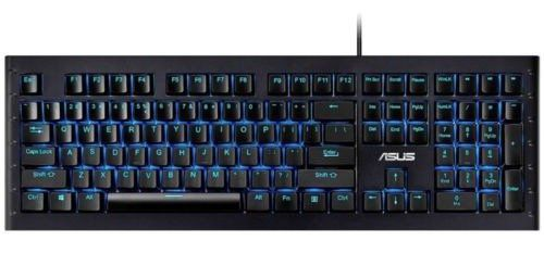 Asus ROG Sagaris GK1100 RGB Gaming Tastatur für 58,10€ (statt 67€)
