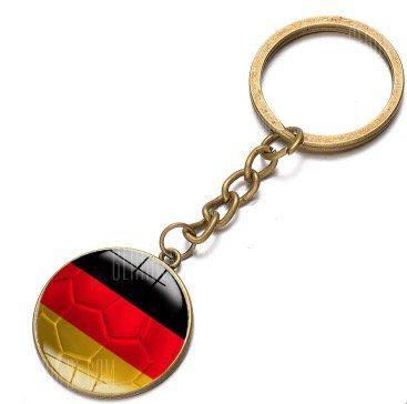 Deutschland WM 2018 Schlüsselanhänger für 0,85€   auch andere Länder verfügbar