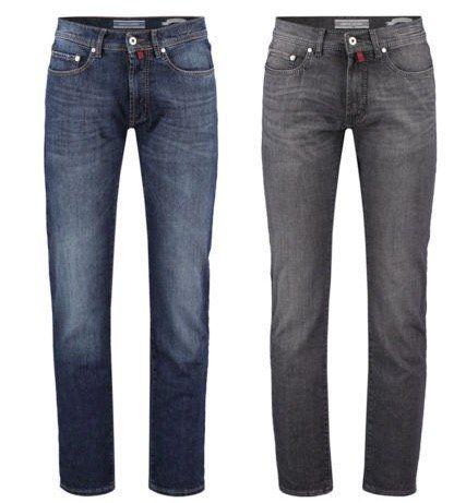 Pierre Cardin Herren Jeans Lyon Modern Fit für 39,90€(statt 70€)