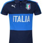 Puma Italien Herren Fan Poloshirts für je 7,77€ zzgl. VSK (statt 20€)