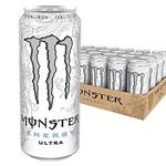 24er Pack Monster Energy Flavour Ultra White mit mildem Zitronengeschmack ab 20,40€ (statt 35€)