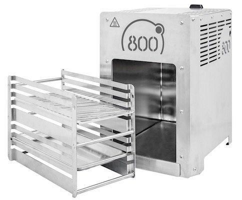 800 Grad Hochleistungsgrill (ähnlich Beefer) für 299€