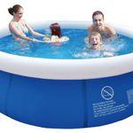 Quick up Pool (300 × 76 cm) inkl. Filterpumpe für 44,99€ (statt 81€)