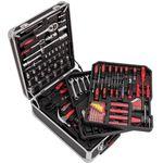 Tresko Werkzeug-Trolley mit 735 Teilen für 62,79€