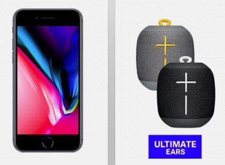Knaller für junge Leute! iPhone 8 nur 1€ + Telekom MagentaMobil M Young mit 6GB LTE für 47,49€mtl.   MagentaEINS Vorteil möglich (dann 37,49€ mtl. und 12GB LTE!)