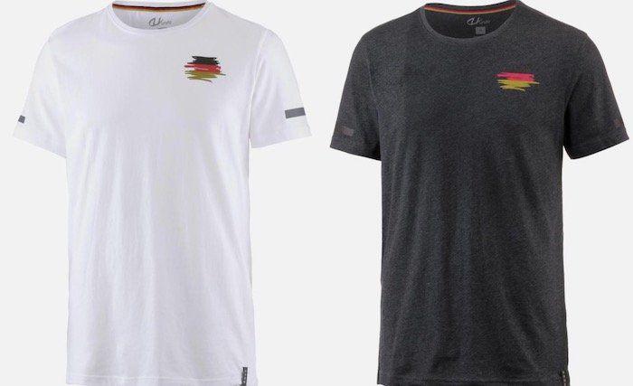 Unifit Deutschland 2018 Herren T Shirt für 7,16€ (statt 12€)