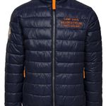 Camp David Steppjacke mit Photoprint für 41,90€ (statt 60€)