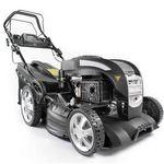 Güde Big Wheeler 460/1 8in1 Blackline Benzin-Rasenmäher mit LED-Scheinwerfer für 239,99€ (statt 279€)
