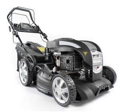Güde Big Wheeler 460/1 8in1 Blackline Benzin Rasenmäher mit LED Scheinwerfer für 239,99€ (statt 279€)