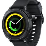 Samsung Gear Sport Smartwatch + Gear IconX wireless In-Ear Kopfhörer für 279€ (statt 361€)