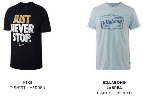 20% Rabatt auf über 1.000 T Shirts bei SportScheck   z.B. Tommy Hilfiger Shirt ab 18,36€