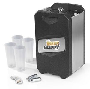 eBay Plus Deals: 15 exklusive Angebote mit 10% Rabatt   z.B. Bierzapfanlage Beer Buddy für 224,91€