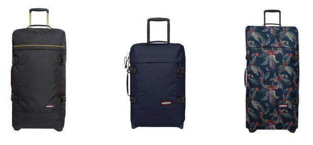 Eastpak Sale bei vente privee   z.B. Reisetasche Tranverz S für 65,90€ (statt 122€)