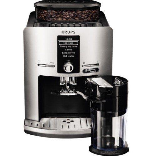 Krups EA82F Latt´Espress Kaffeevollautomat mit One Touch Funktion für 299,99€ (statt 379€)