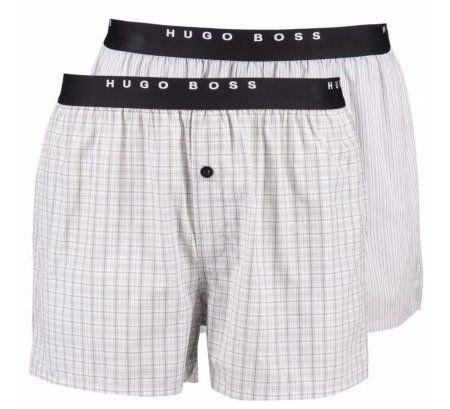 HUGO BOSS   2er Pack Herren Boxershorts für 29,90€ (statt 38€)