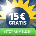 Deutschland vs. Mexiko: 1€ einzahlen & 15€ Wettbonus abstauben – Neukunden bei sunmaker