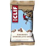 12 Clif Bar Riegel Coconut Chocolate Chip für 14,89€ (statt 20€) – MHD 30.07.2018
