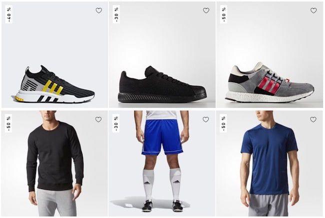 adidas Outlet mit 30% auf Restgrößen   z.B. adidas EQT Support Mid ADV Primeknit für 62,98€ (statt 85€)