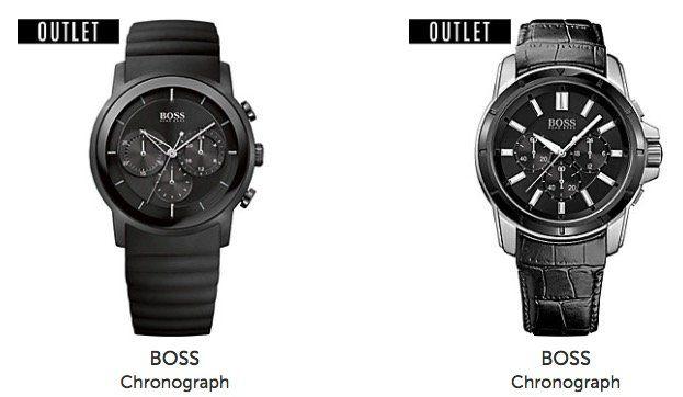 Christ: bis zu 60% Rabatt auf Uhren + 20% Gutschein   z.B. BOSS Origin Chrono Herrenuhr für 217,52€ (statt 272€)