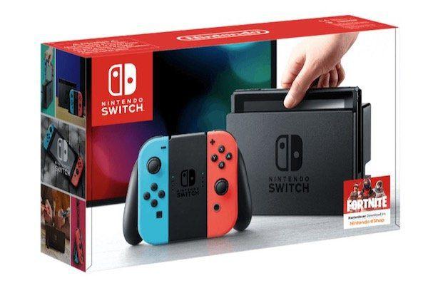 Nintendo Switch in verschiedenen Bundles für 319€   z.B. Switch + Super Smash Bros für 319€ (statt 347€)