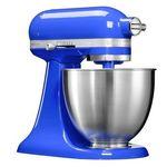 KITCHENAID 5KSM3311X Mini Küchenmaschine mit 3,3L Rührschüssel für 249,95€ (statt 276€)