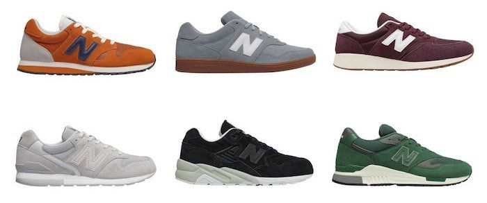 New Balance Sneaker und Sportswear bei vente privee   z.B. New Balance MCRUZ D Sneaker für 52,99€ (statt 88€)
