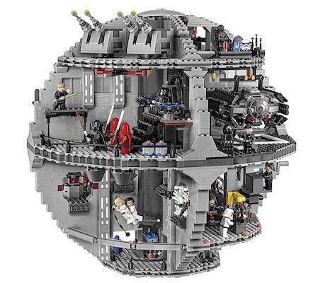 TOP! Lego Star Wars Todesstern nur 359,99€ (statt 445€) und mehr dank 20% Rabatt auf alle Lego Star Wars Spielwaren bei ToysRUs