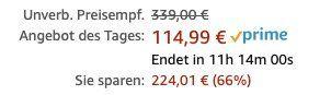 Zwilling Vier Sterne Messerblock 8 teilig für 114,99€ (statt 160€)