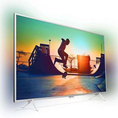 Philips 32PFS6402 – 32 Zoll Full HD Fernseher mit 2-seitigem Ambilight für 279€ (statt 499€)