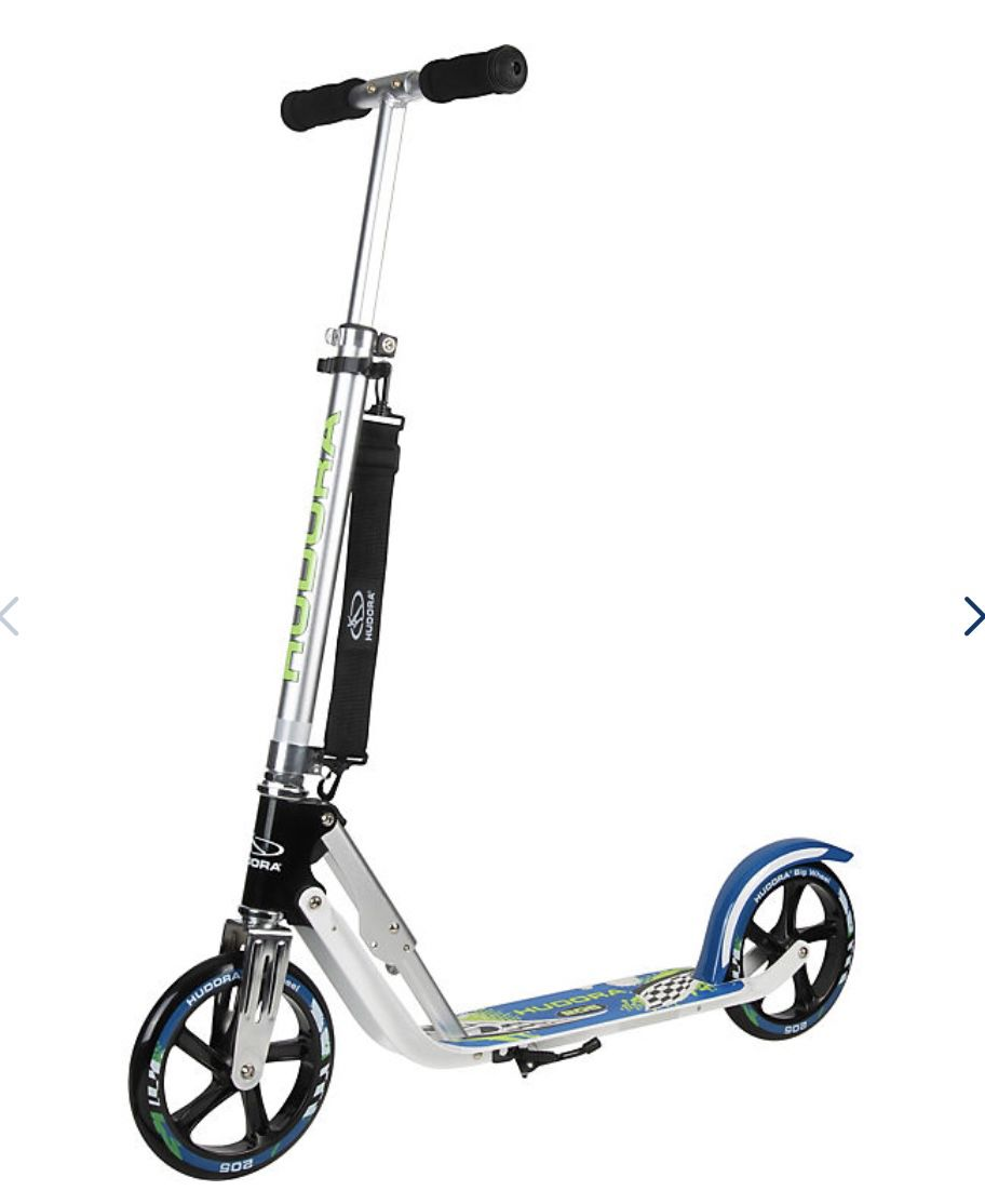 Hudora Big Wheel 205 Scooter für 63,33€ (statt 75€)