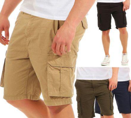 Brave Soul AZ45 Herren Chino Shorts bis XL für je 19,90€