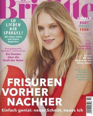 Brigitte Jahresabo inkl. 90€ Gutschein für 102,60€