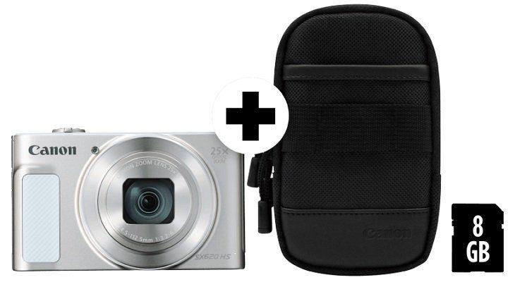 CANON SX620 HS Digitalkamera mit 21,1 Megapixeln für 144€ (statt 173€)