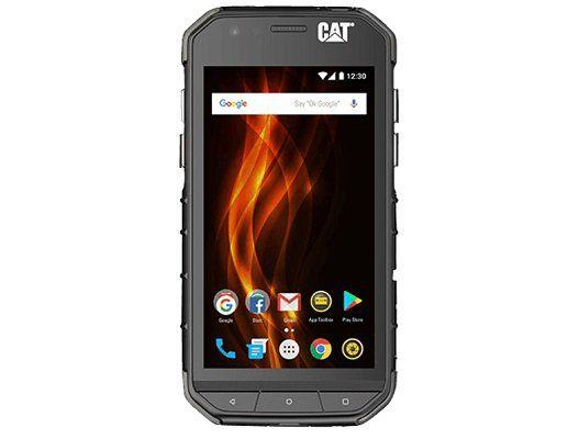 CATERPILLAR CAT S31 16GB Schwarz mit Dual SIM für 199€ (statt 245€)