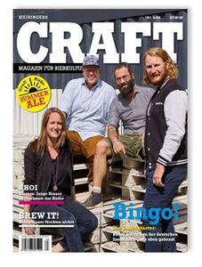 """1 Ausgabe """"Meiningers Craft"""" gratis – endet automatisch"""