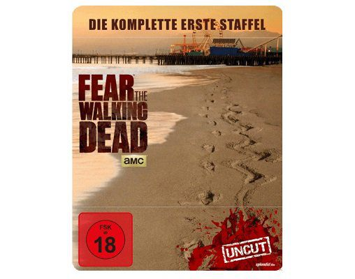 Fear the Walking Dead   Staffel 1 Steel Edition Blu ray für 8,99€ (statt 14€)