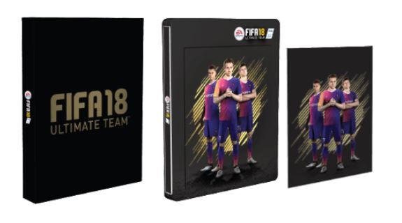 FIFA 18 (SteelBook Edition) [PlayStation 4] für 29,99€