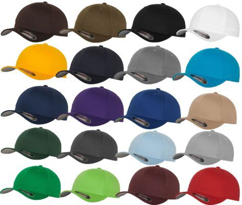 Flexit Baseball Herren Caps bis 2XL für je 11,99€