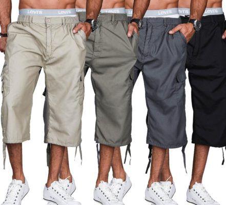 Golden Brands B416 Herren Bermuda  3/4 Shorts für je 13,90€ (statt 17€)