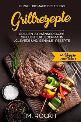 Grillrezepte (Kindle Ebook) gratis