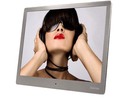 HAMA STEEL Digitaler Bilderrahmen 9.7 Zoll für 55€ (statt 109€)