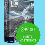 HDR Projects 4 Pro (Windows/Mac, Vollversion) gratis