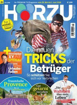 Tipp! 1 Jahr HÖRZU TV Zeitschrift für 109,60€ + 110€ Amazon Gutschein