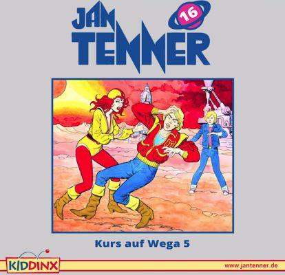 Jan Tenner   Kurs auf Wega 5 (Folge 16, Hörspiel) kostenlos