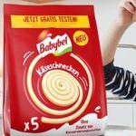 Babybel Käseschnecken gratis testen dank Geld zurück Garantie