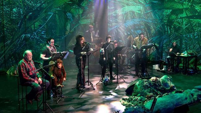 Das Dschungelbuch   Live Jazzhörspiel kostenlos in der SWR Mediathek